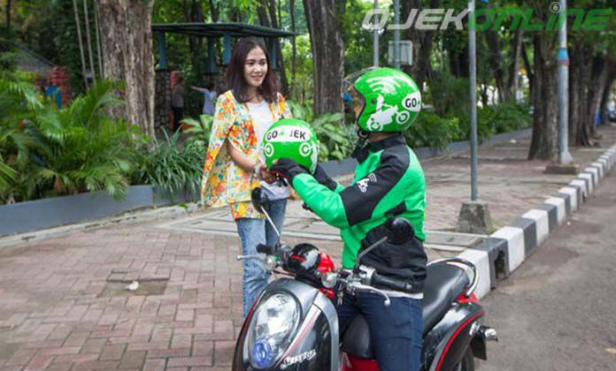 Cara Top Up Driver Gojek