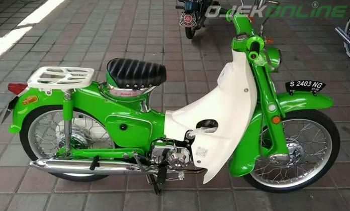 Motor Gojek