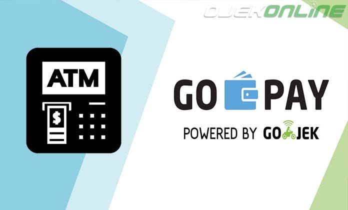 Top Up Gopay ATM Bersama