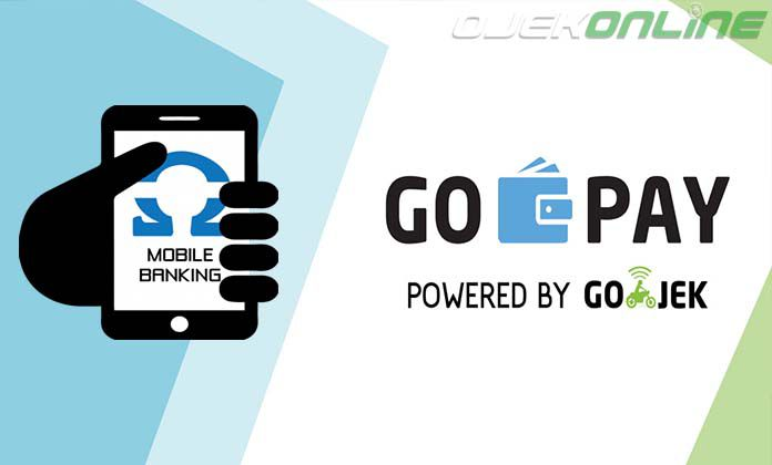 Top Up Gopay Mobile Banking