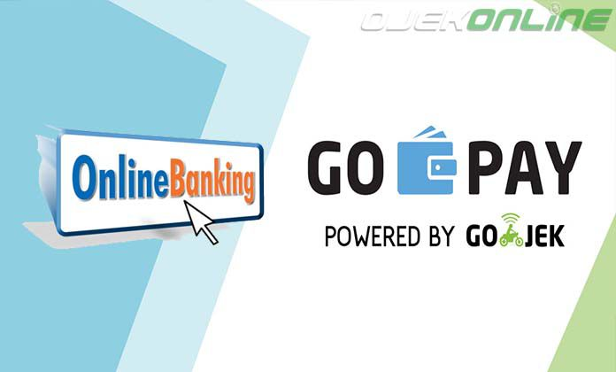 Top Up Gopay Online Banking