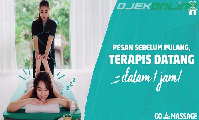 Go Massage Dari GOJEK