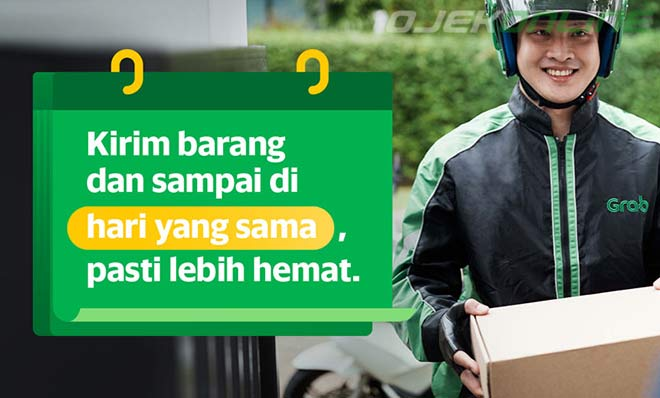 Cara Cek Resi Grab Same Day