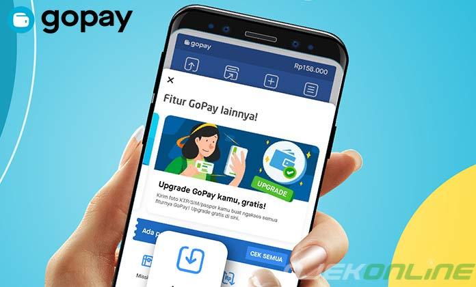 Cara Top Up GoPay BNI Mobile Banking