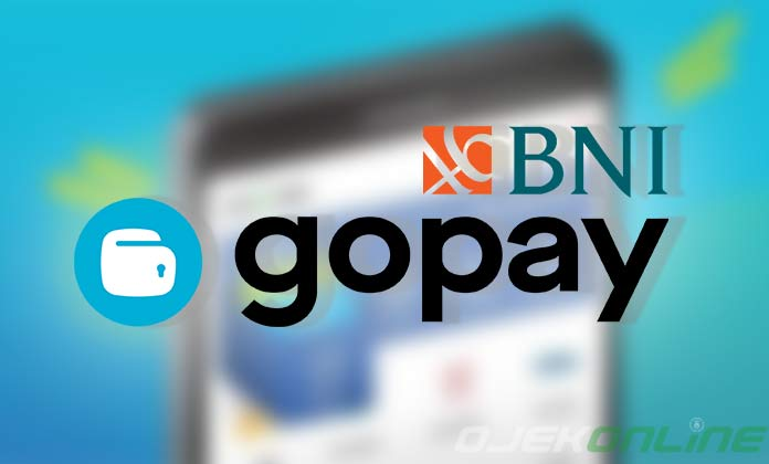 Cara Top Up GoPay BNI Mobile Banking