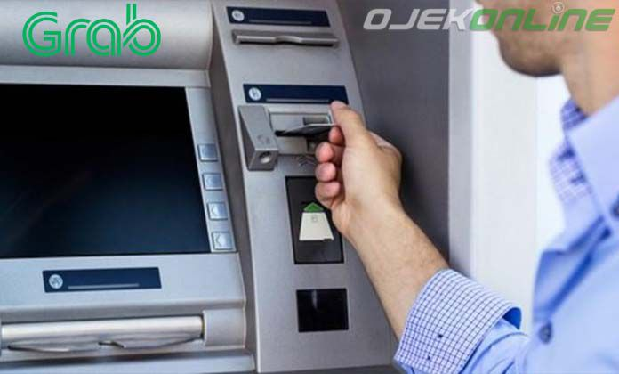 Cara Top Up Grab Driver Di ATM