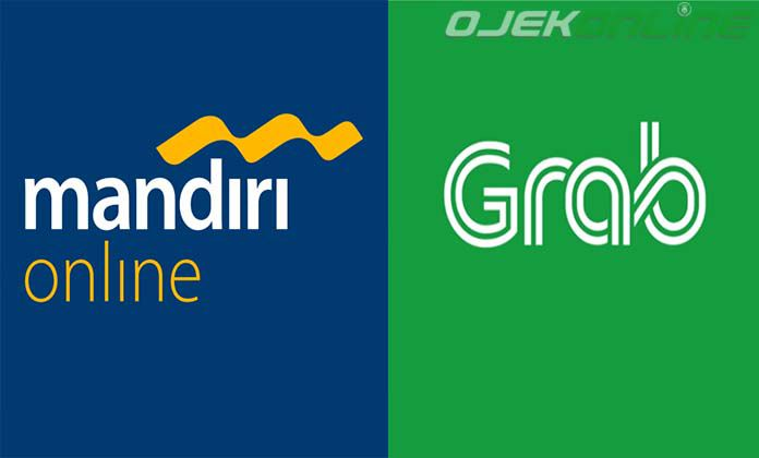 Cara Top Up Grab Driver Via ATM Mandiri