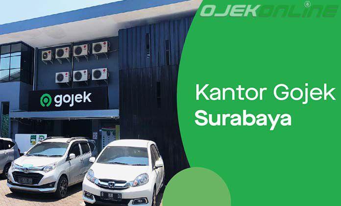 Alamat Kantor Gojek Surabaya