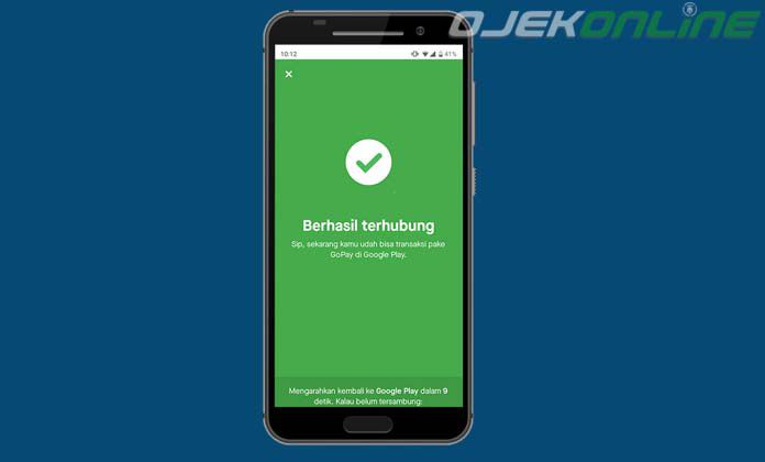 Cara Menambahkan GoPay Di Google Play1