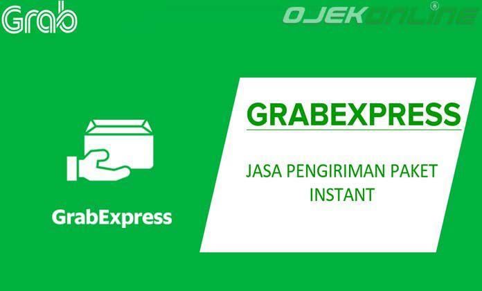 Cara Pesan Grab Express