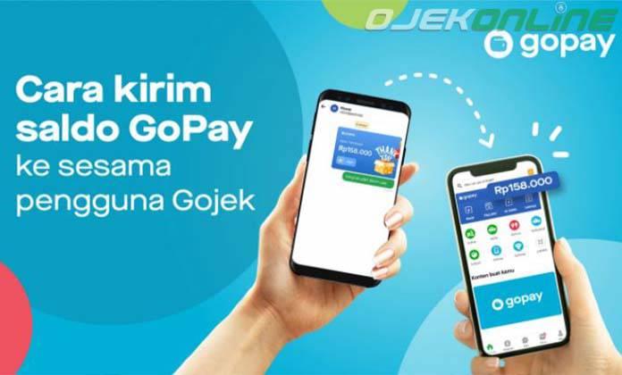 Cara Transfer GoPay Ke Sesama Akun Gojek