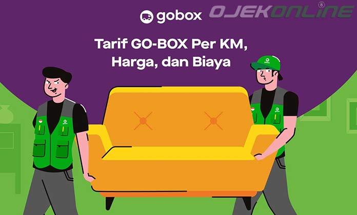 Tarif Go Box Per KM