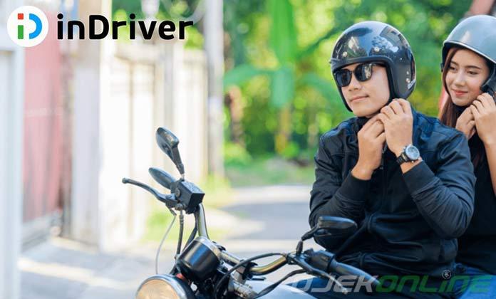 Cara Daftar inDriver Motor