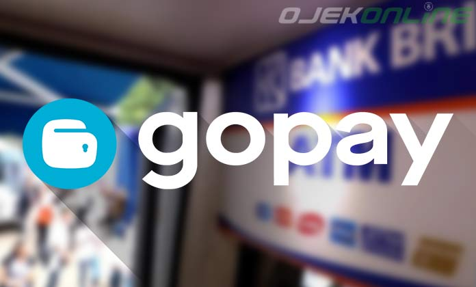 Cara Top Up GoPay di ATM BRI