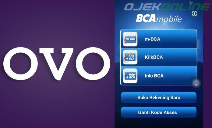 Cara Mengisi Saldo OVO Lewat M-Banking BCA