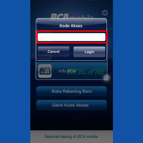 Cara Top Up OVO Lewat M-Banking BCA
